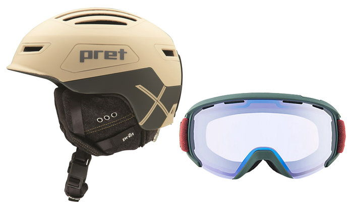 pret + Zeal Optics