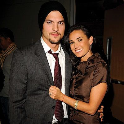 阿什顿 Kutcher and Demi Moore, Premiere of Spread, Red Carpet Report, 2009 Sundance Film Festival