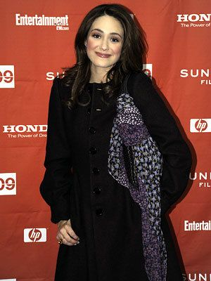 艾美奖 Rossum, Dare, Red Carpet Report, 2009 Sundance Film Festival