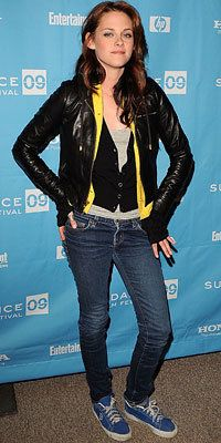 克里斯汀 Stewart, Adventureland, Sundance Red Carpet Report, 2009 Sundance Film Festival