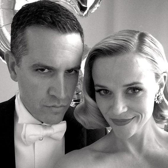 sødeste Couples Instagram - Reese Witherspoon + Jim Toth