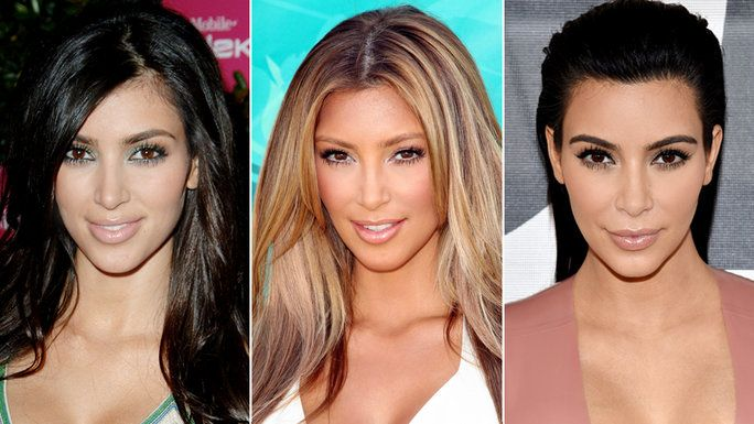 金 Kardashian Transformation Lead
