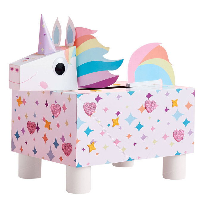 skab Your Own Unicorn Mailbox Kit
