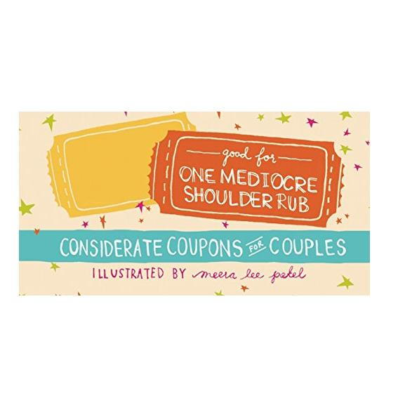 Godt for One Mediocre Shoulder Rub: Considerate Coupons for Couples