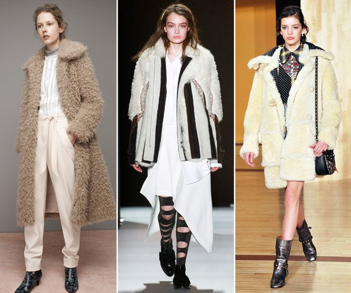 Trend: Shearling