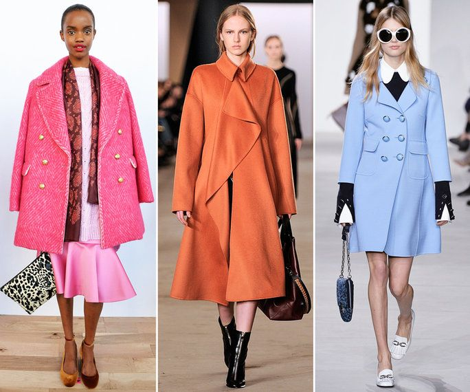 Trend: Spring-Happy Shades
