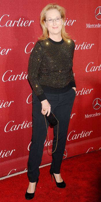 Meryl Streep Red Carpet