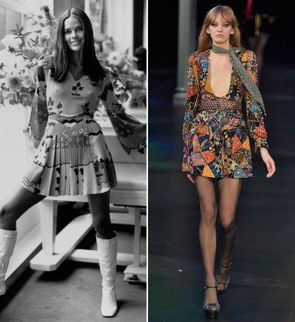 Potem and Now: '70s Trend