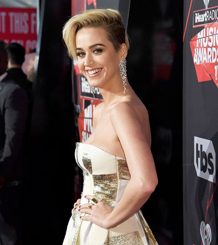 iHeartRadio Awards - Katy Perry - Lead