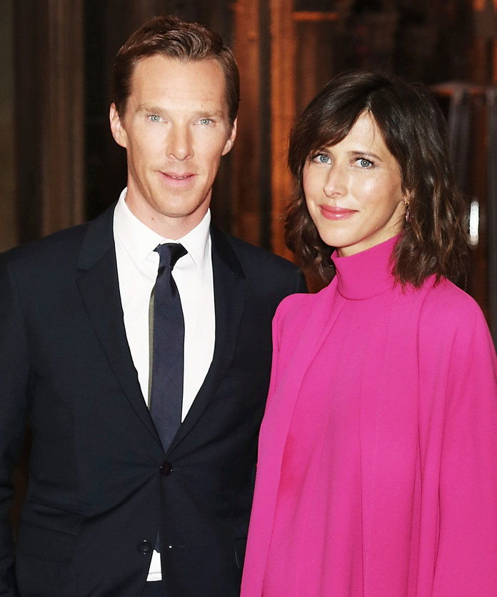 本尼迪克特 Cumberbatch and Sophie Hunter: Hal Auden