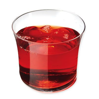 Brighten Red Hair with Cranberry Juice