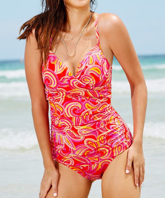 PAISLEY ONE-PIECE