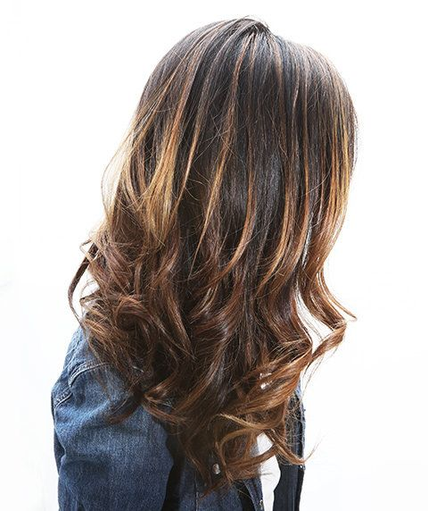 Foilyage Hair Highlights