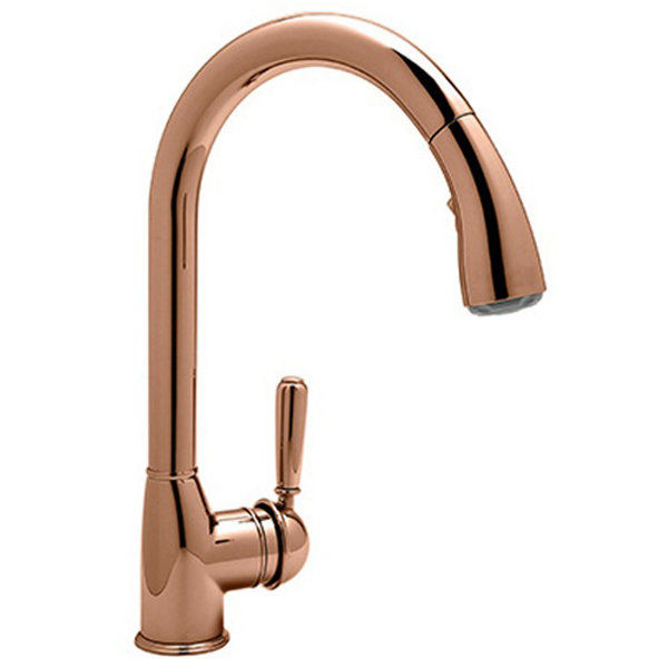 Rohl Pull-Out Spray Kitchen Faucet