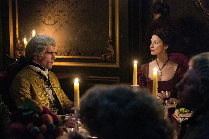 Outlander, Season 2, Episode 4