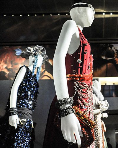 The Great Gatsby Prada Costumes