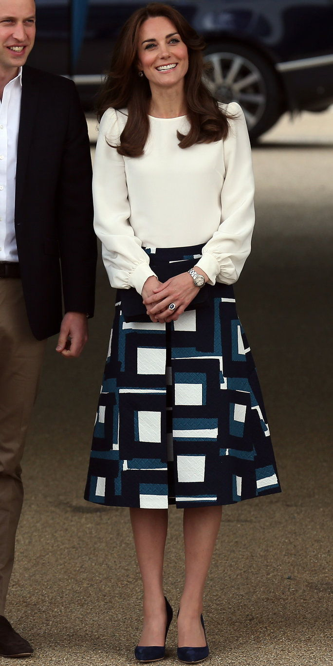 王子 William and Catherine, Duchess of Cambridge attend the official launch of Heads Together at The Olympic Park on May 16, 2016 in London, England.