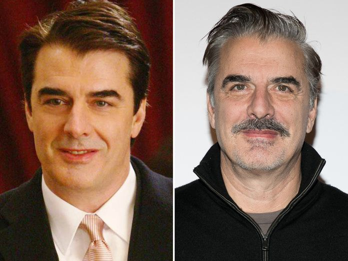 Chris Noth aka Mr. Big