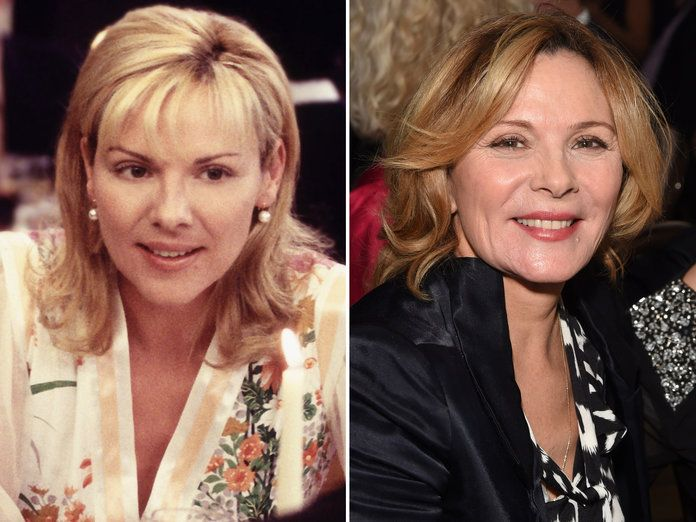 Kim Cattrall aka Samantha Jones