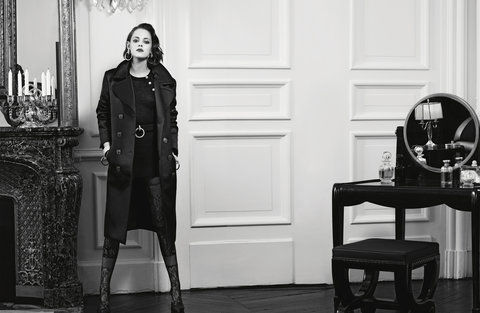 克里斯汀 Stewart for Chanel - Embed 2