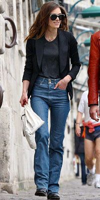 Keira Knightley, Made in Heaven London Limited, jeans, high-waisted