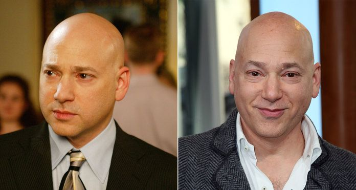 Evan Handler aka Harry Goldenblatt