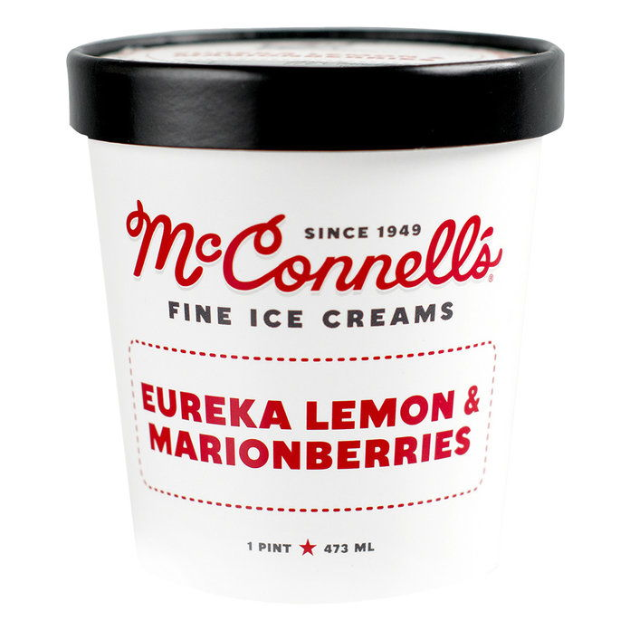 MCCONNELL'S EUREKA LEMON & MARIONBERRIES