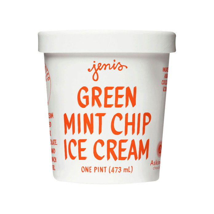 JENI'S GREEN MINT CHIP