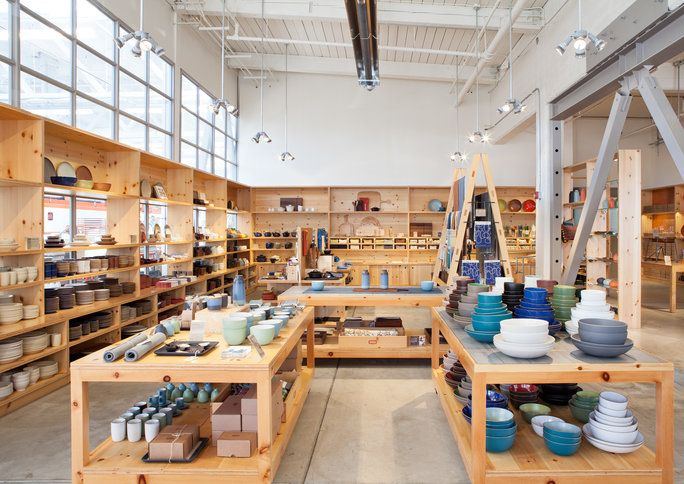 Heath Ceramics Is a Must-Stop for Decor in San Francisco