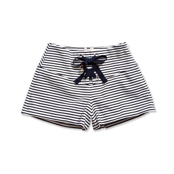 Stars and Stripes Fashion: Guess Shorts