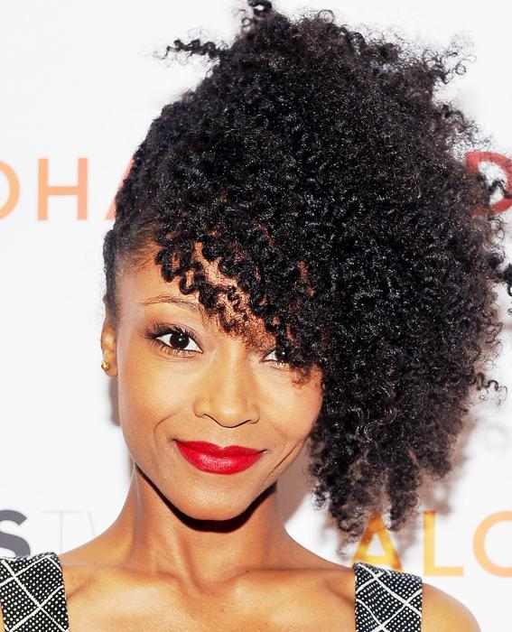 Yaya DaCosta attends the