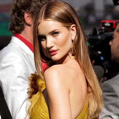 Transformacija - Rosie Huntington-Whiteley - 2011 - Celebrity Before and After