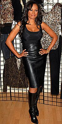 Melanie Brown, Catty Couture, celebrity designers, star style