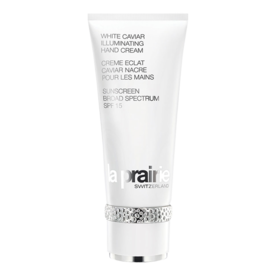 La Prairie White Caviar Illuminating Hand Cream Broad Spectrum SPF 15