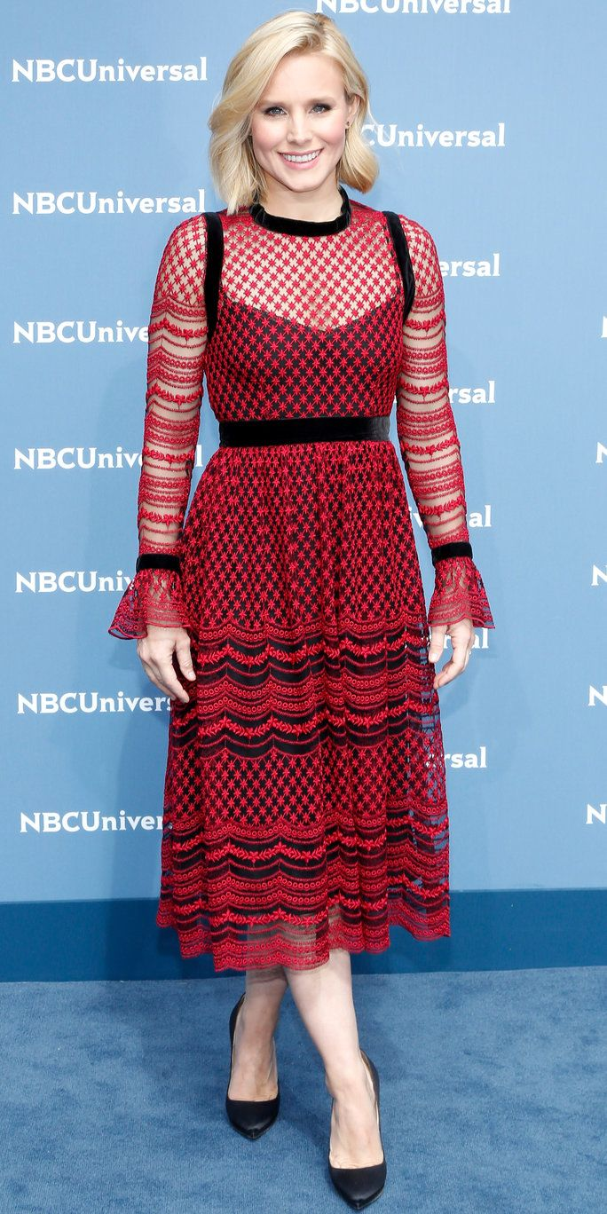 在 the 2016 NBC Universal upfronts