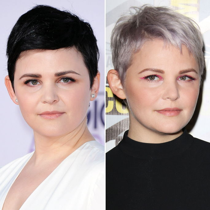 Ginnifer Goodwin's Hair Transformation - Lead/Slide