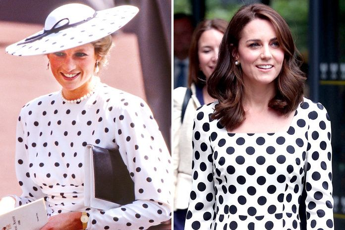 Diana and Kate's Style