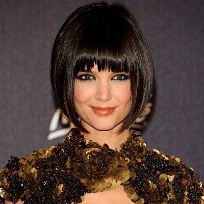 Katie Holmes - Transformation - hair and beauty