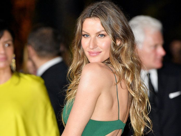 Gisele Bundchen Changing Looks