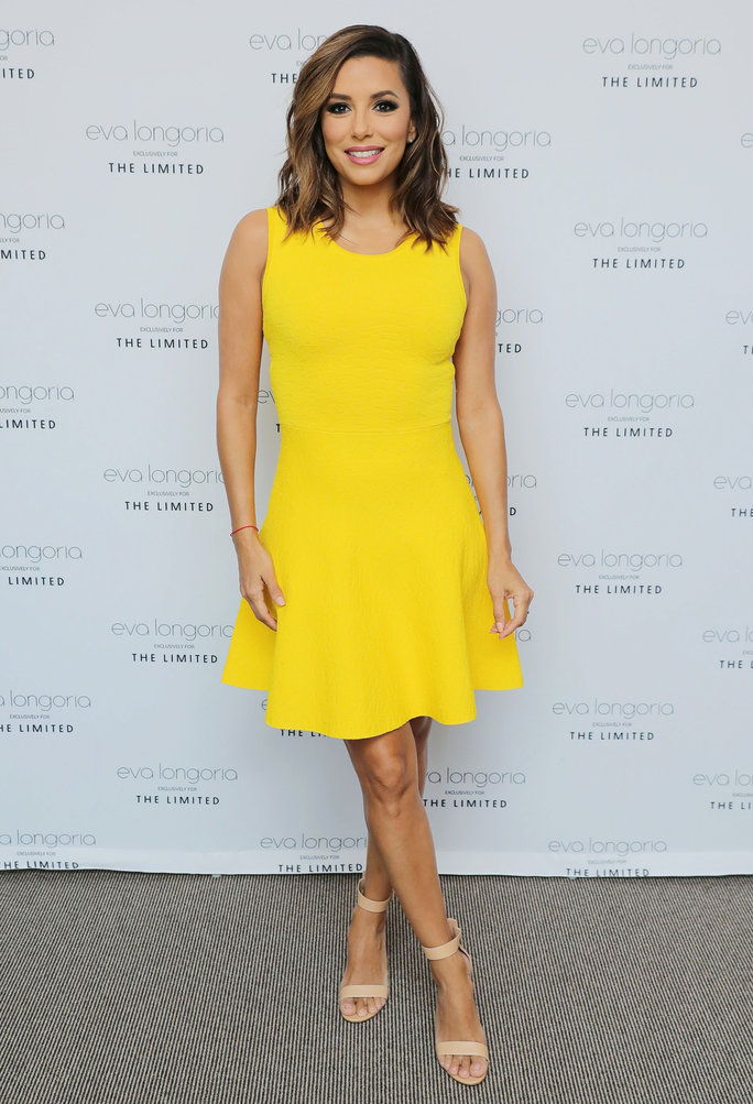 Eva Longoria The Limited Lead