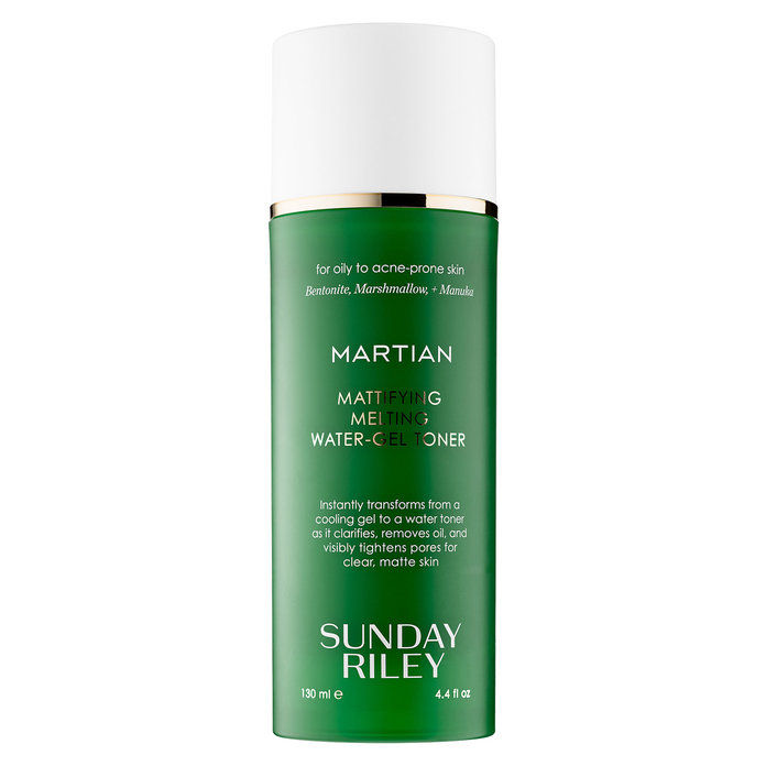 Søndag Riley Martian Mattifying Melting Water-Gel Toner