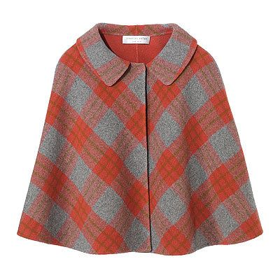 padec Trends, Country, Charles Nolan Wool-nylon cape