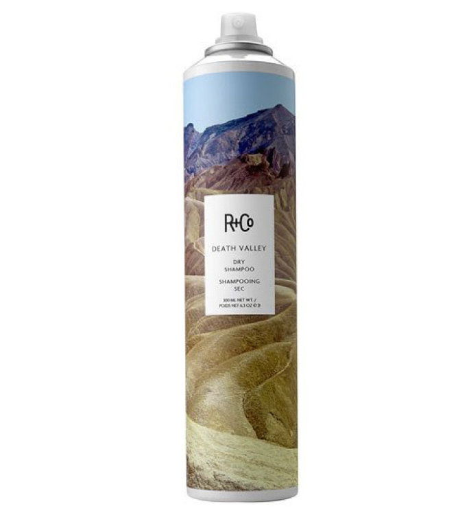 高端 Alternative: R + Co Death Valley Dry Shampoo