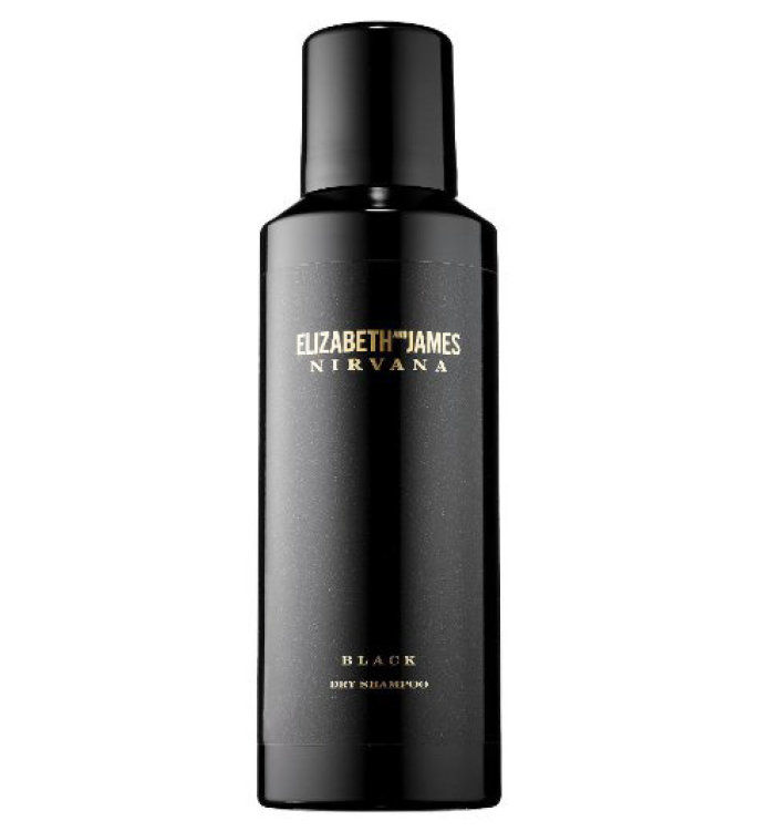 高端 Alternative: Elizabeth and James Nirvana Black Dry Shampoo