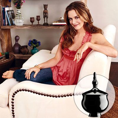 Alicia Silverstone, Decorate Like the Stars