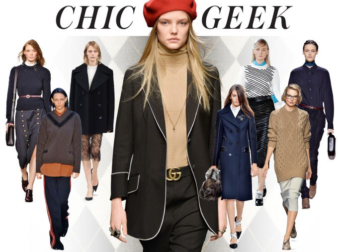 Chic Geek: Who She Is