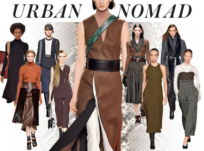 Urban Nomad: Who She Is