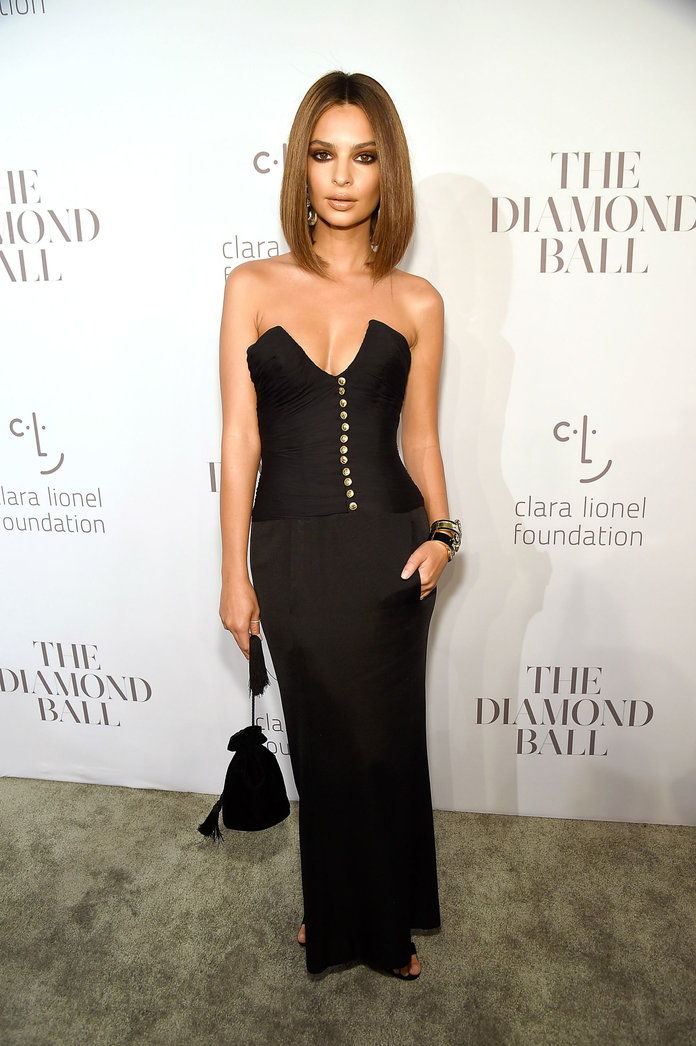 艾米莉 Ratajkowski Diamond Ball LEAD