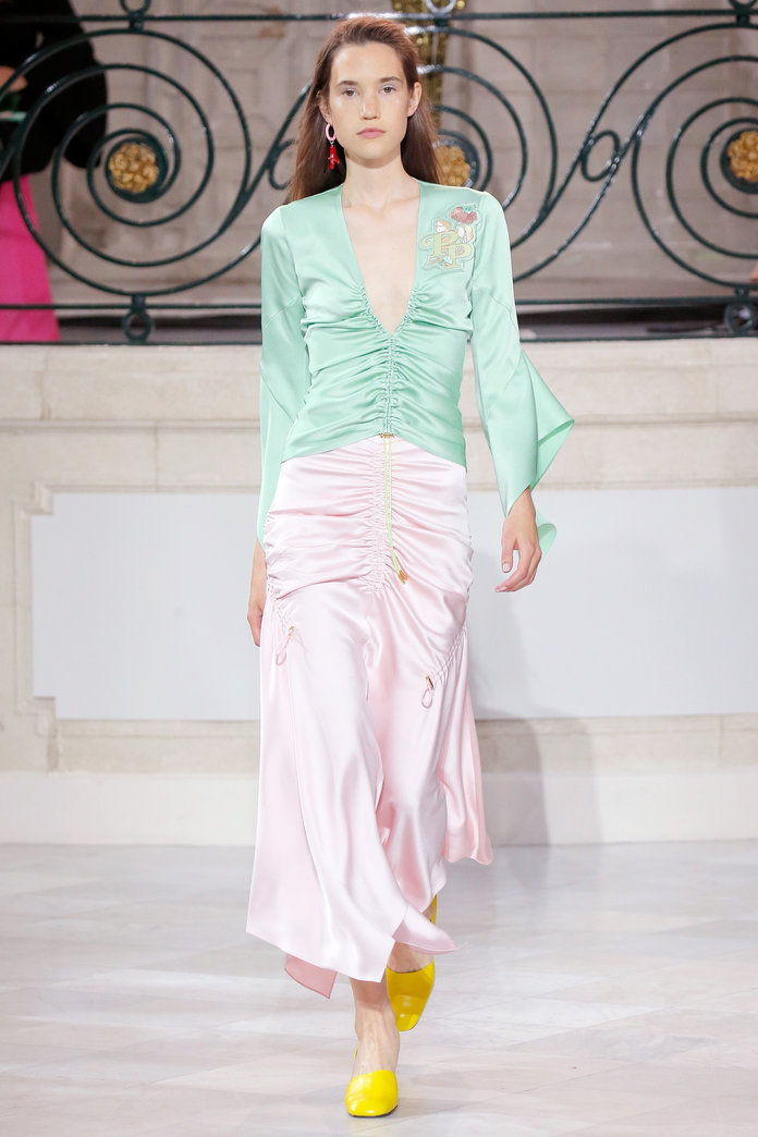 LFW Trends - Pastels - Pilotto - Slide