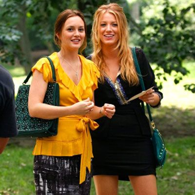 八卦 Girl - Leighton Meester - Blake Lively